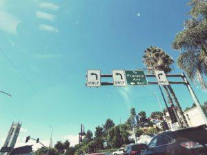 Bild: Los Angeles Highway