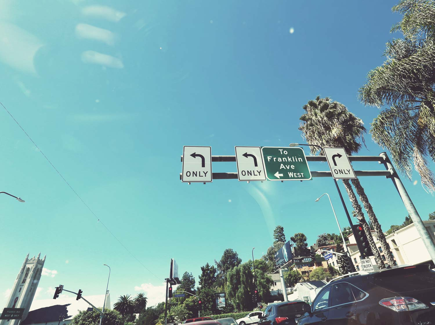 Bild: Los Angeles Highway