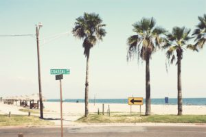 Strand in Texas