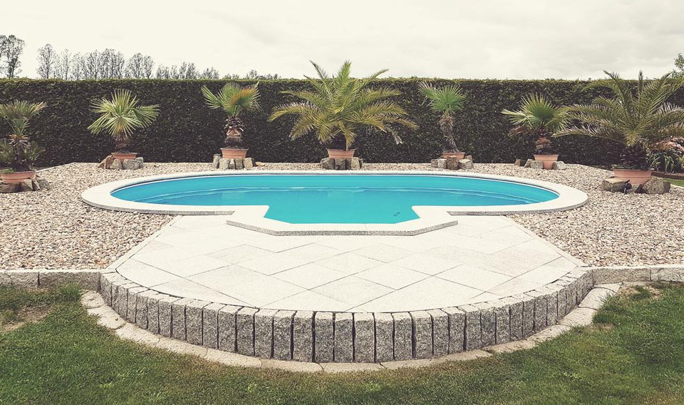 mediterranes Gefühl im eigenen Garten