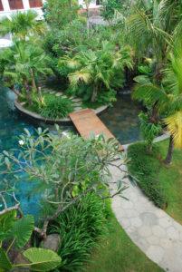 Gartengestaltung mit Palmen