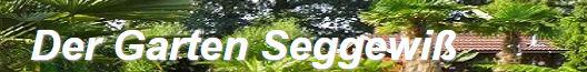 Banner für den Garten Seggewiß
